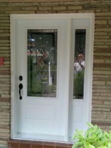 Front Entry Door and SideLight 4