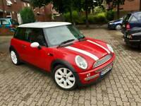 2003 Mini Cooper, 2 previous owners, 60k miles, full leather, can deliver