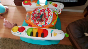 Fisher Price 4 in 1 step and play piano