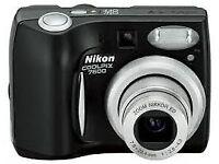 Nikon Coolpix 7600 Digital Camera