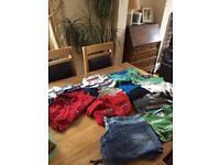 Bundle of boys clothes 3-4 yrs
