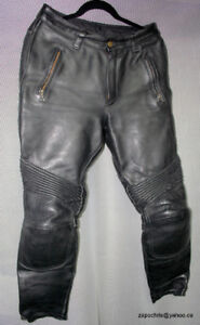 Ladies Leather Pants - Vanson size 12