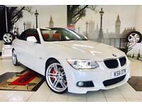 ★🎈NEW IN🎈★ 2011 BMW 3 SERIES 320D M SPORT DIESEL CONVERTIBLE ★ NEW CLUTCH & FLYWHEEL★ KWIKI AUTOS★
