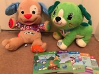 Kids talking toys