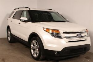 Ford Explorer Limited ** GPS TOIT DVD ** 2012