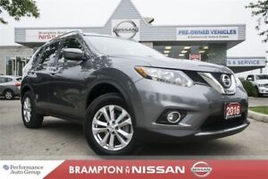 2016 Nissan Rogue SV *Heated seats|Rear view cam|AWD*