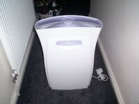 Filtrete Room Air Purifier, ideal for people allegic to dust or asthma.