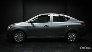 2012 Nissan Versa 1.6 S AUX! MANUAL! HEATED MIRRORS!