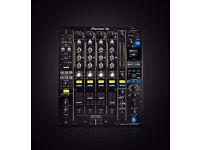 NEW PIONEER DJM 900 NXS 2 (NEXUS) PROFESSIONAL DJ MIXER