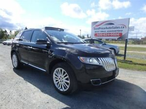 2013 Lincoln MKX AWD! CERTIFIED!