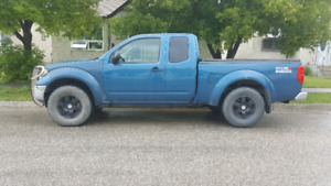 Safetied 2005 Nissan Frontier 4x4 Nismo King Cab