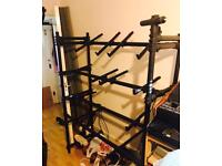 Jaspers 4 tier stand synthesiser