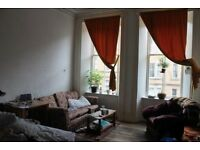 £267 pm, sublet August 1-September 15, West End Glasgow, 10 mins walk from centre, large bright room