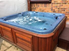 ***HOT TUB**** ARCTIC HUSKY