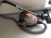 As New Vax Vacuum Original Fittings & Box - Hardly Used
