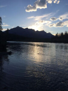 Have a Big Slice of Paradise!!  Canmore Alberta