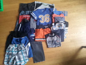 Boys 4T Lot- 19 items!