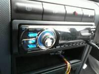 SONY CAR STEREO / CD PLAYER / radio - CDX GT 630