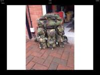 SAS pathfinder Bergen bag para