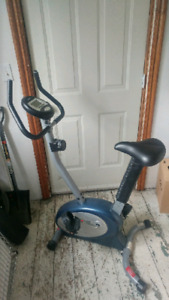 Electronic Stationary Bike.