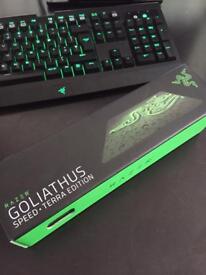 Razer goliathus