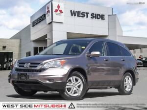 2011 Honda CR-V EX–Accident Free–Low KMs–Heated Mirrors