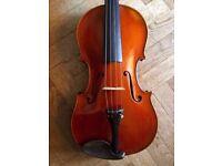 Viola 38,9 cm. Giovanni Battista GAIBISSO, Alassio 1950