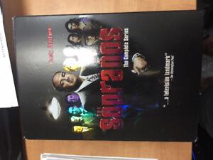 DVD Sopranos: The Complete Series [30 Discs]