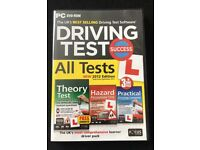Driving Test Success All Tests theory, hazard perception, practical test PC CD Rom 2012 edition