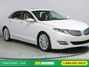 2013 Lincoln MKZ V6 AWD CUIR TOIT NAVIGATION MAGS CHROME 19""