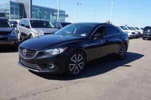 2014 Mazda Mazda6 GT Accident Free,  Navigation (GPS),  Leather,