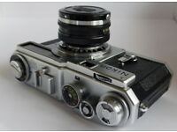 Nikon SP Rangefinder Titanium Shutter Nikkor 5cm F1:4 Lens, Nippon Kogaku Tokyo