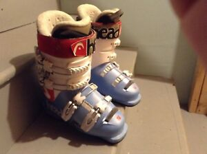 Kids Head Downhill Ski Boots
