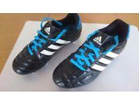 Adidas Junior SG Football Boots size 2 uk - like new