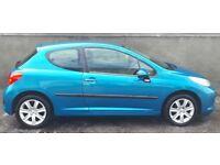 07 Peugeot 207 1.6 SPORT