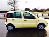 FIAT PANDA 1.2 Eco Dynamic ECO 5dr (yellow) 2009