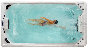 The Most Powerful and Affordable Swim Spa on the Market