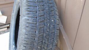 WRANGLER SR-A P265 70 R18 tire