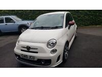 Abarth 500 Essesse 1.4 3 Door.