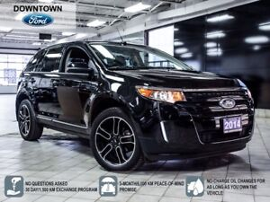 2014 Ford Edge SEL, Moonroof, Navigation, Sport Leather seats.