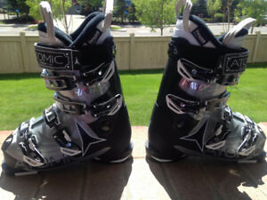Atomic Hawx 80w - (24.5) 2016 Ladies boots - MINT condition