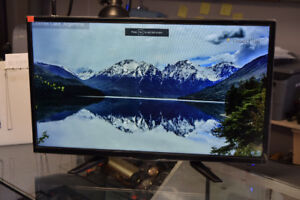 Fluid 32 Inch LED HD TV with Remote Control