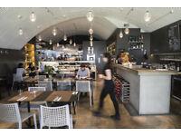 Full time Chef de Partie for Italian restaurant annual £22k-£24k