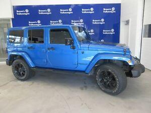 Jeep Wrangler Unlimited 4WD 4dr Sahara