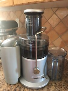 Breville Two Speed Juice Fountain Plus