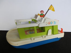 Fisher Price House Boat