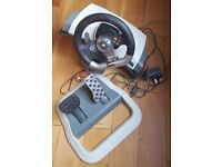 Xbox 360 Wireless Wheel (Xbox 360)
