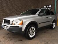 2005 VOLVO XC90 D5 SE AWD **AUTOMATIC **7 SEATS **FULL LEATHER**DIESEL**