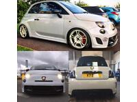"Abarth 500 ""stormtrooper"""
