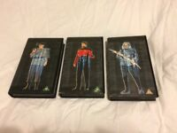 Star Trek Crossover VHS Collection